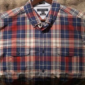 Tommy Hilfiger custom fit button down